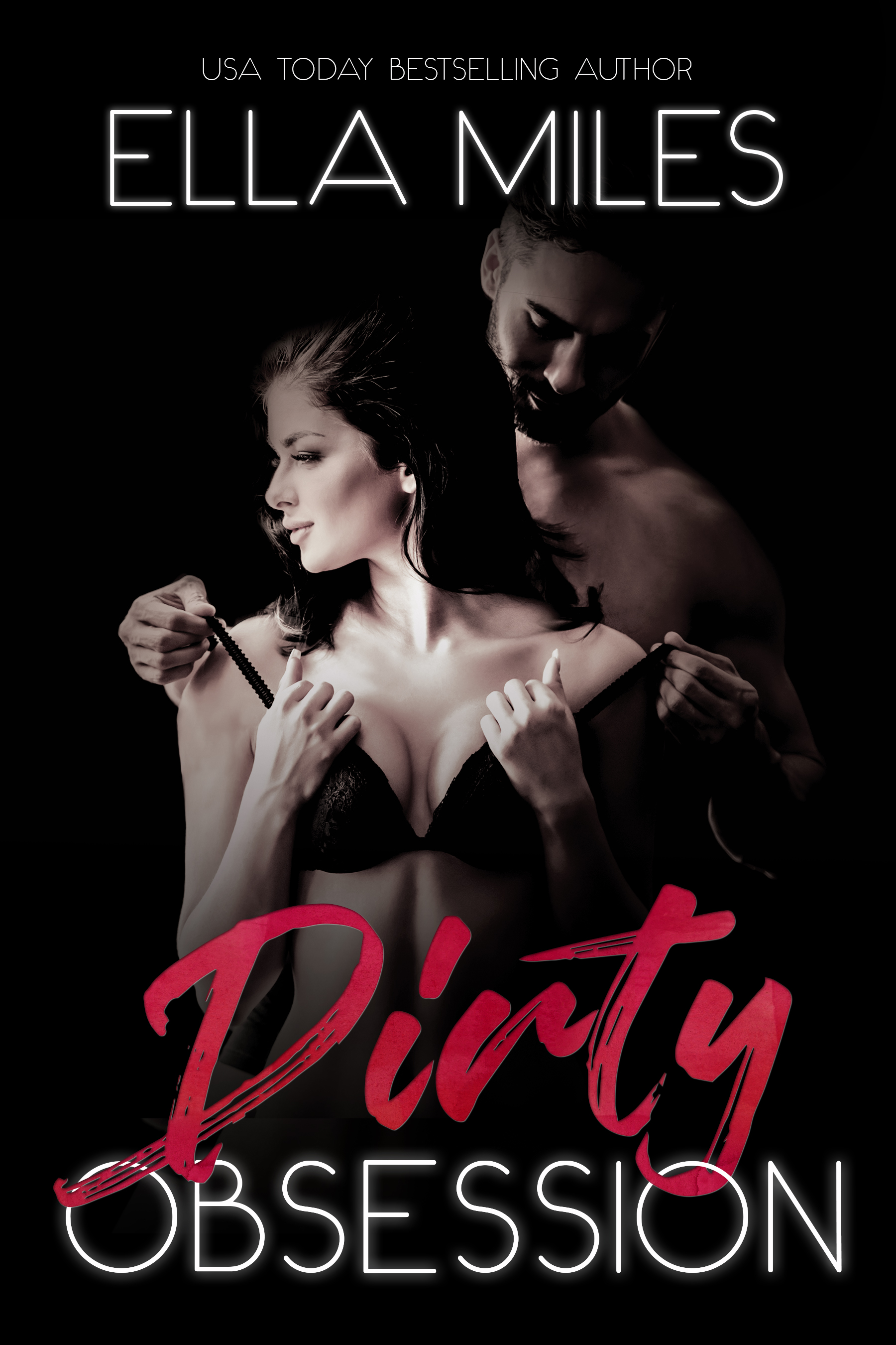 Dirty Obsession - Arlo Carini saved my life, only to destroy it.When I first met him, he was the wealthy, powerful, sexy stranger giving me and a dozen other art history students a tour of his mansion. But he soon became my everything.My savior. My lover. My obsession.He tried to warn me. Every chance he could, he tried to get me to run far, far away. But it only made my obsession grow stronger.Until I made the worst mistake I could. And ended up trapped forever.