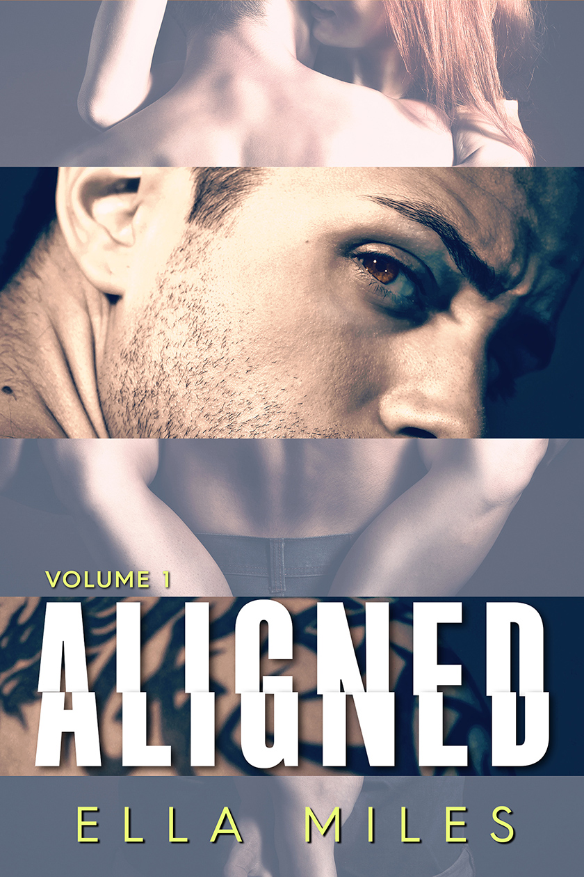 Aligned: Volume 1 - He's an arrogant complication. I don't care if Landon Davis has sold millions of records. I don't care that his damn crooked grin makes my panties wet. I can't want him. I should be mourning, but I can't. I just need him gone. Then I can align the chaos floating in my head. ---- She has a boyfriend. I've seen the picture of them together. But Alex Blakely still wants me. And who am I not to oblige when her body is begging for me? I need one night to own her body. I should be focused on getting my career out of the gutter. I'll take one night first. Then I'll be gone.
