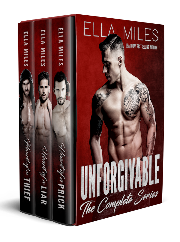 Unforgivable: The complete Series -