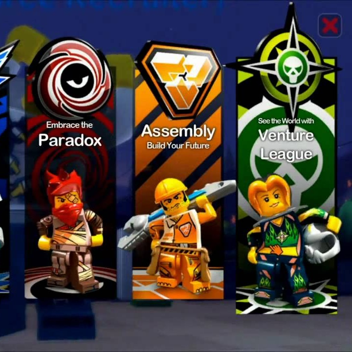 Lego Universe developed by Netdevil/Gazillion Entertainment and The Lego Group.