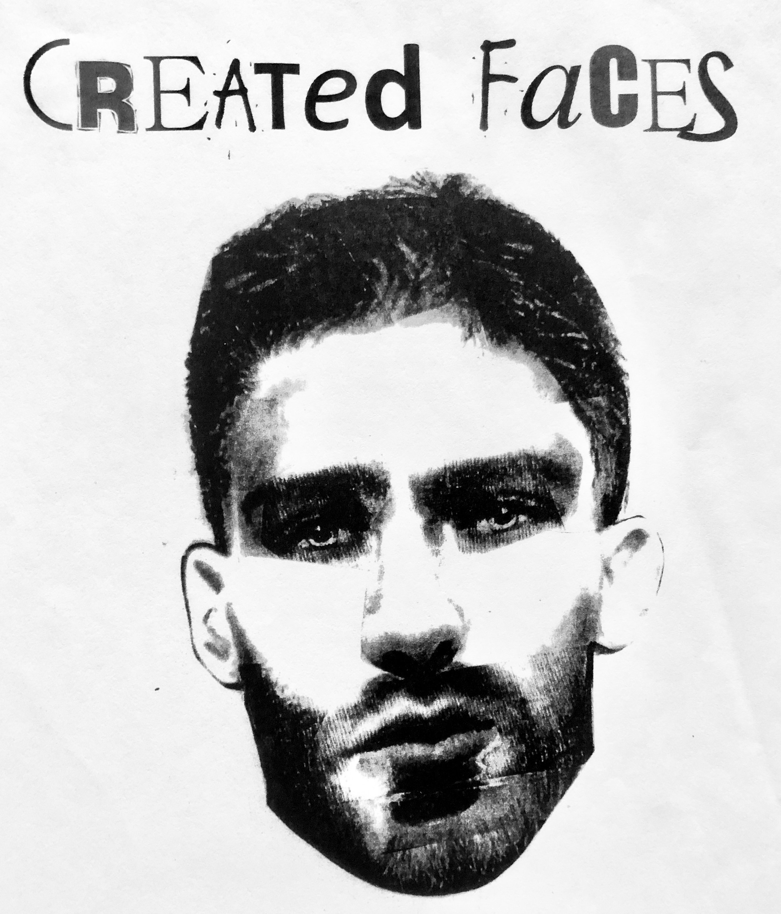 Created Faces Prototype
