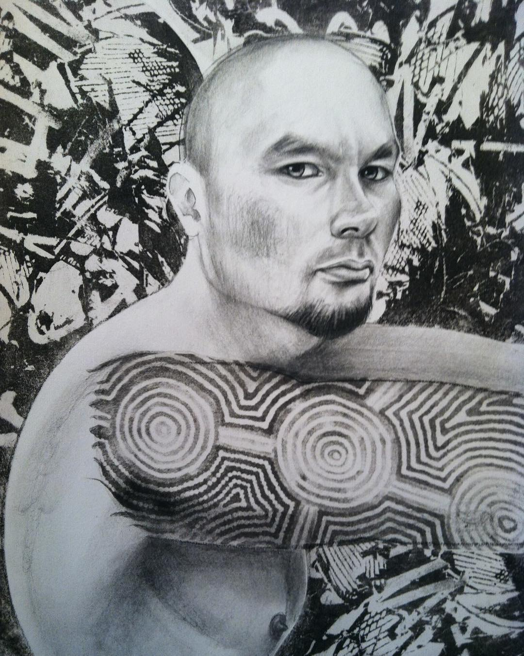 """Jamie #1    Charcoal and lithography  11""""x14""""   Sold"""