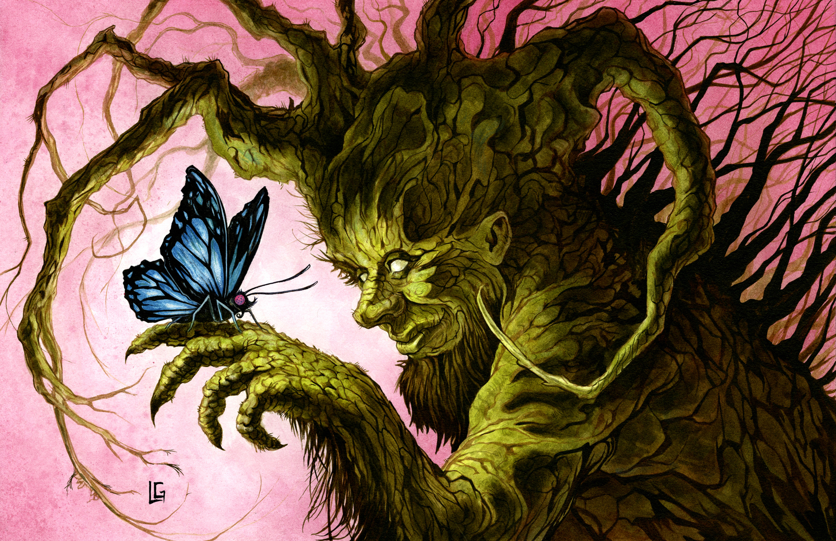 Tree and  butterfly 012sm.jpg