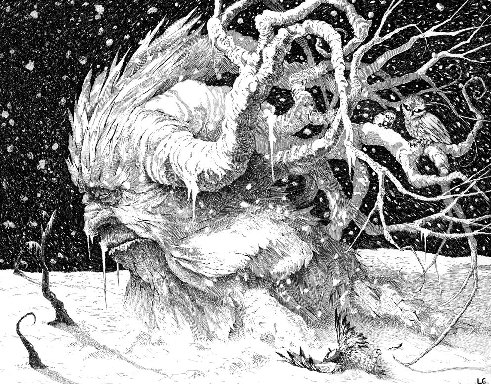 snowy tree 11x14in ink on paper.jpg