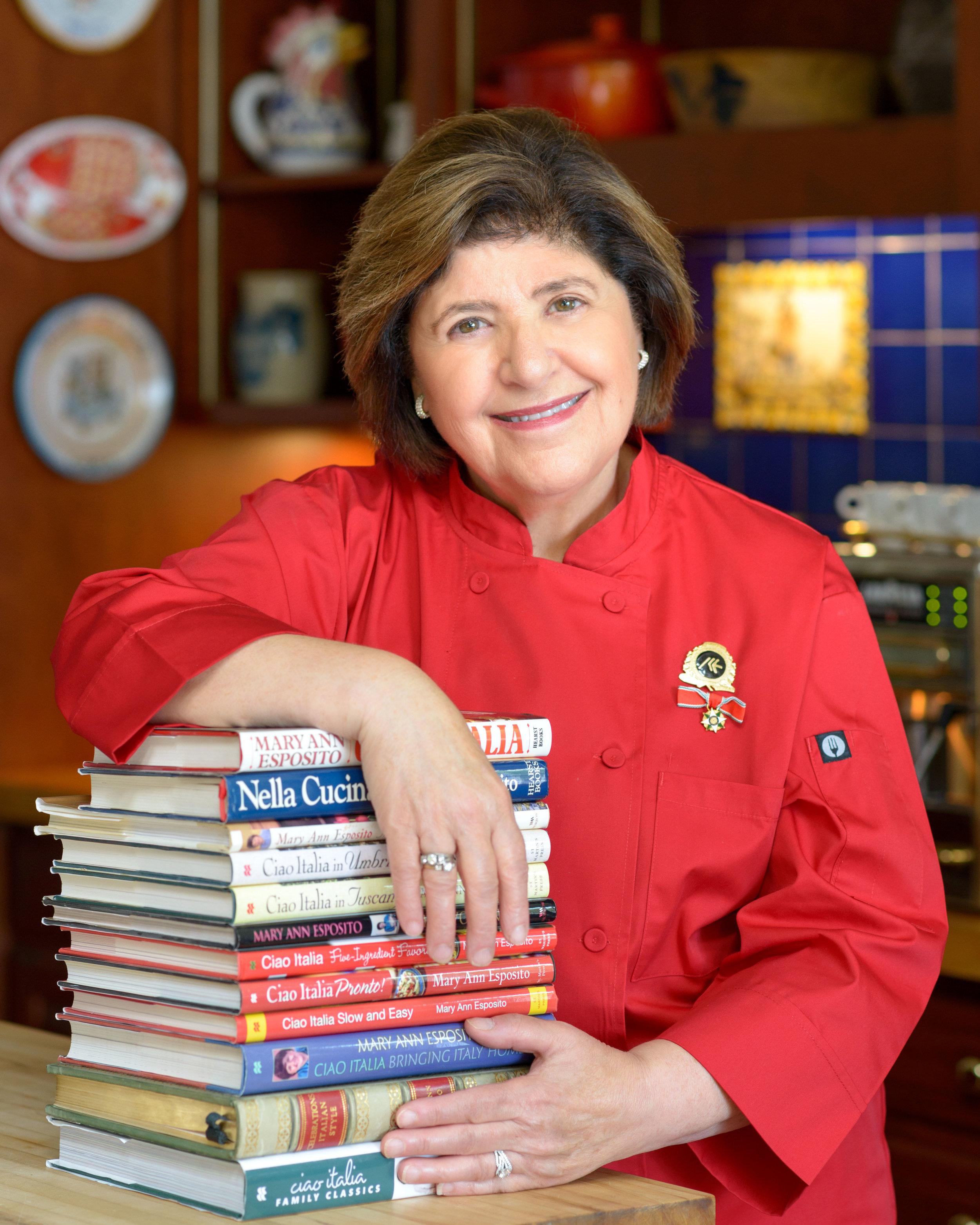 Lifetime Achievement Culinary Icon -