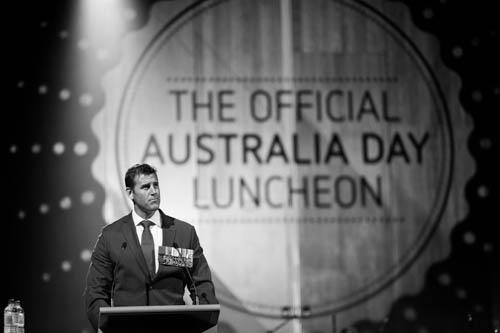 AUSTRALIA DAYLUNCHEON -