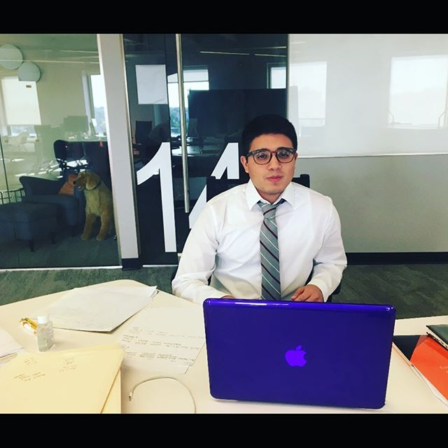 Brother Spotlight!!! Our VP of Community Service Matias! Here is what he has said about his experience:  I intern in Newark Venture Partners for Mobility Capital Finance. Which is a start up that develops city id programs, financial literacy classes, credit building, all via our app. I manage a rent reporting software that helps build credit for people with a really thin credit profile or those that need the extra boost. It is a less riskier way of building credit compared to the traditional way of borrowing $ or taking on debt. I have helped people build their credit score and also done some marketing, added features, r&d, and assisted on financial lit classes.