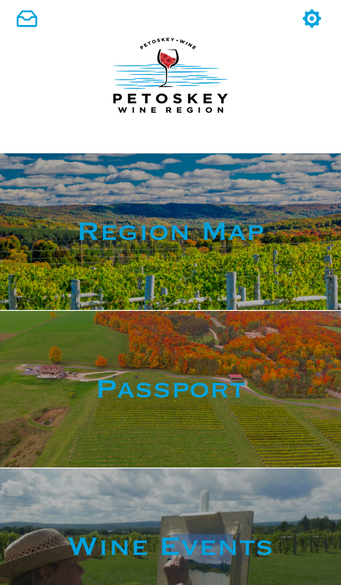 Now Available! - Purchase your Petoskey Wine Region mobile passport and get exclusive discounts for you plus one guest at each winery in the region! Redeem all wine region coupons and receive 2 Wine Region wine glasses. Cost is $59. Check out the details below for all winery offerings.Download the Petoskey Wine Region Mobile App and purchase through the passport tab.