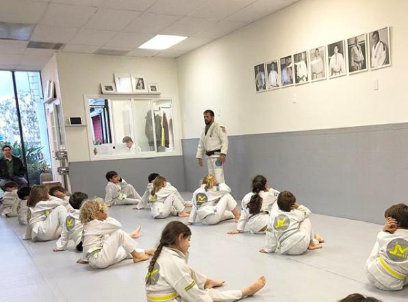 Kids Jiu Jitsu & Martial Arts in Culver City - Level Up Program