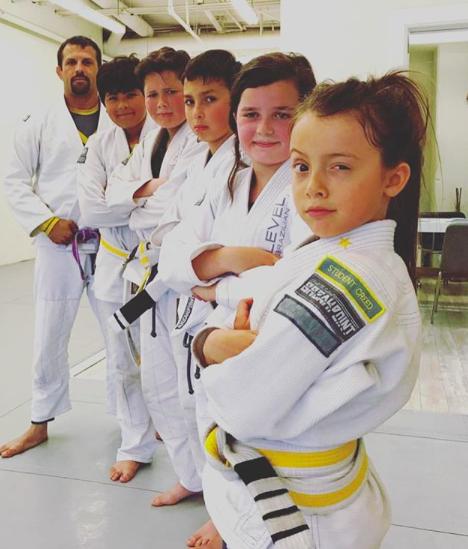 Level Up Brazilian Jiu Jitsu Culver City Teens Program