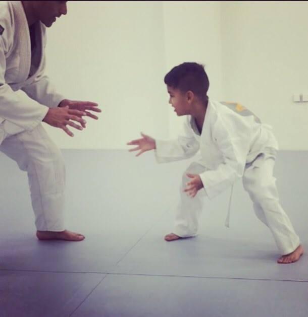 Kids Brazilian Jiu Jitsu Culver City