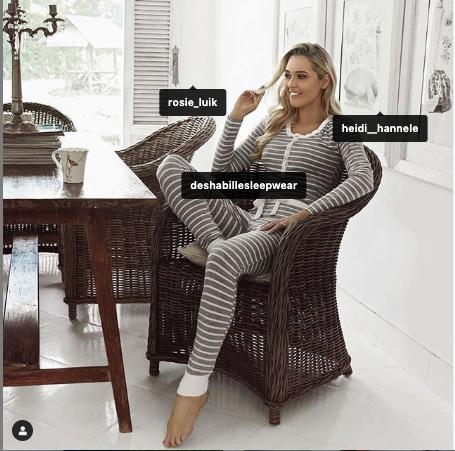 Deshabille Sleepwear | Rosie Luik