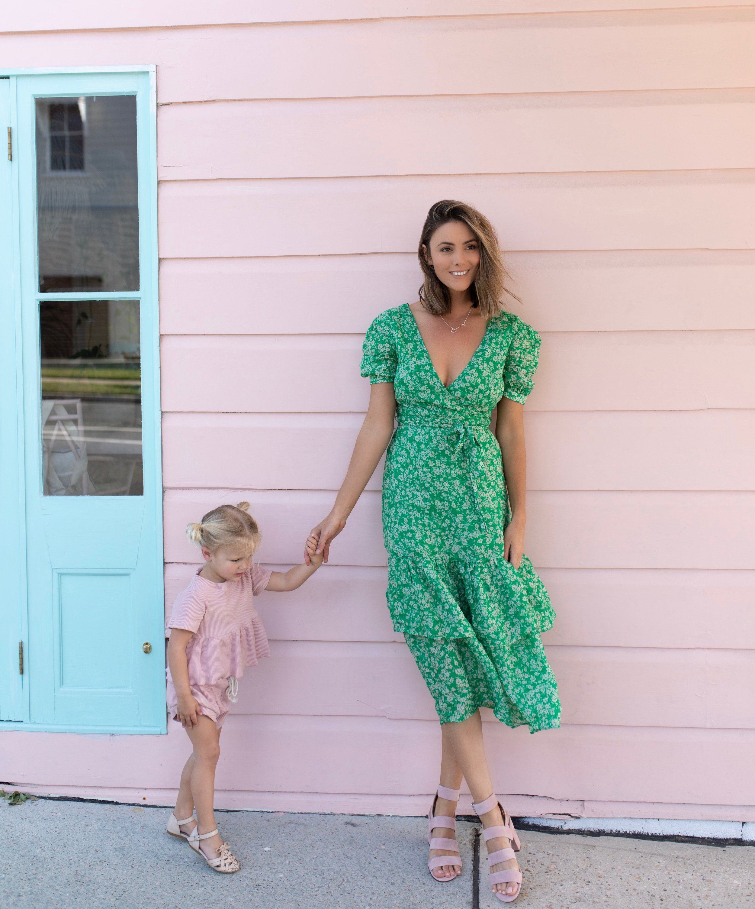 Jess Faulkner with Daughter | Brisbane Influencer.jpg