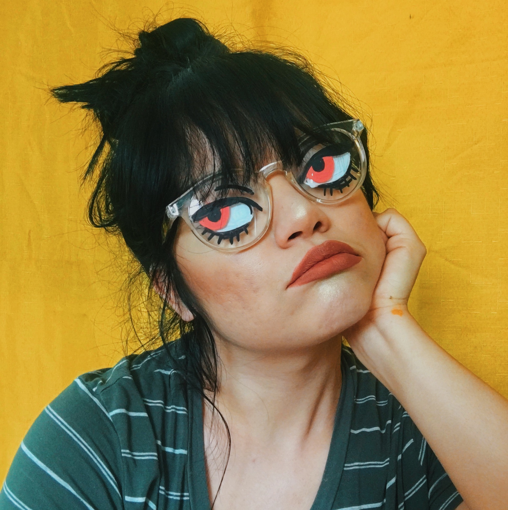 Olivia Quiñones - Board Member, Recruitment & Curation AdvisorArtist, Illustrator, Writer of Haikus, & Burger Enthusiastwww.thekittypims.com