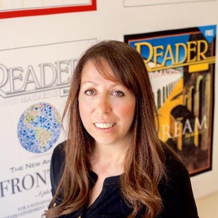 Hajnalka Hogue, Ph.D. - Board Member, Fundraising & Sponsorship Development AdvisorCEO & Operations Director of Reader Magazinewww.reader.us