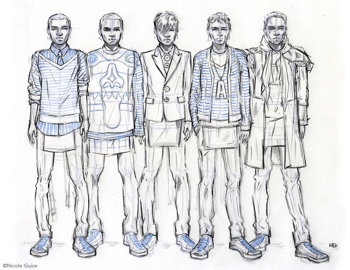 Givenchy_Mens 2017 Sketch collection_smaller_Nicole Guice.jpg