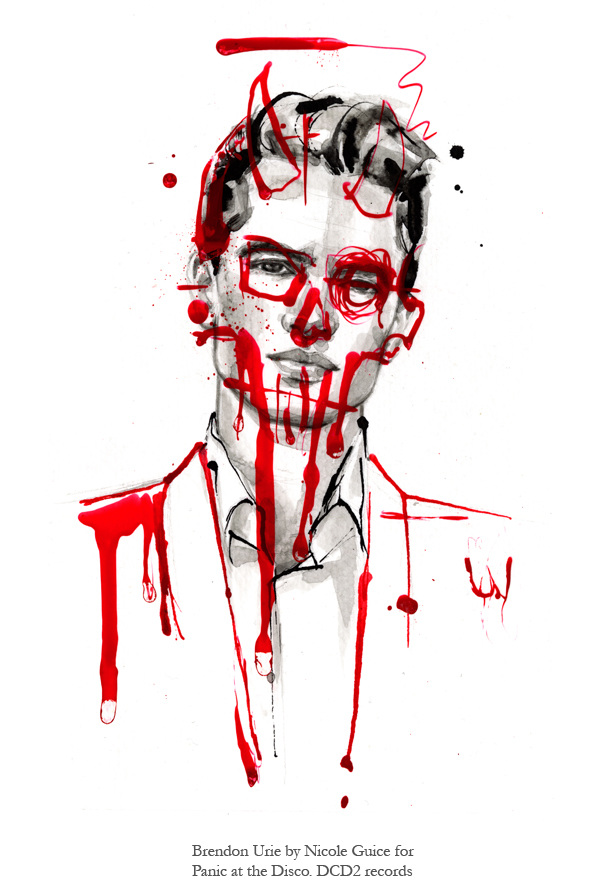 PAnic_DOAB_Brendon Urie_Album Artwork_Devil Face_Nicole Guice.jpg