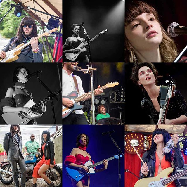 2017's best nine. #2017bestnine @robotdouble @st_vincent @laurenevemayberry @chvrches @khruangbeanz @khruangbin @dayfornightfest @lauraleezy @frabbits @grabbit @nighttimestorieslabel . . . . . #concert #concertphotography #dayfornight #dayfornight2017 #d750 #festivalphotography #firstthreesongs #fpsf #fpsf2017 #freepresssummerfestival #ilovehou #livemusic #musicfestival #musicphotography #nikond750 #nikonnofilter #nikonusa #outdoor #sxsw #sxsanjose #teamnikon