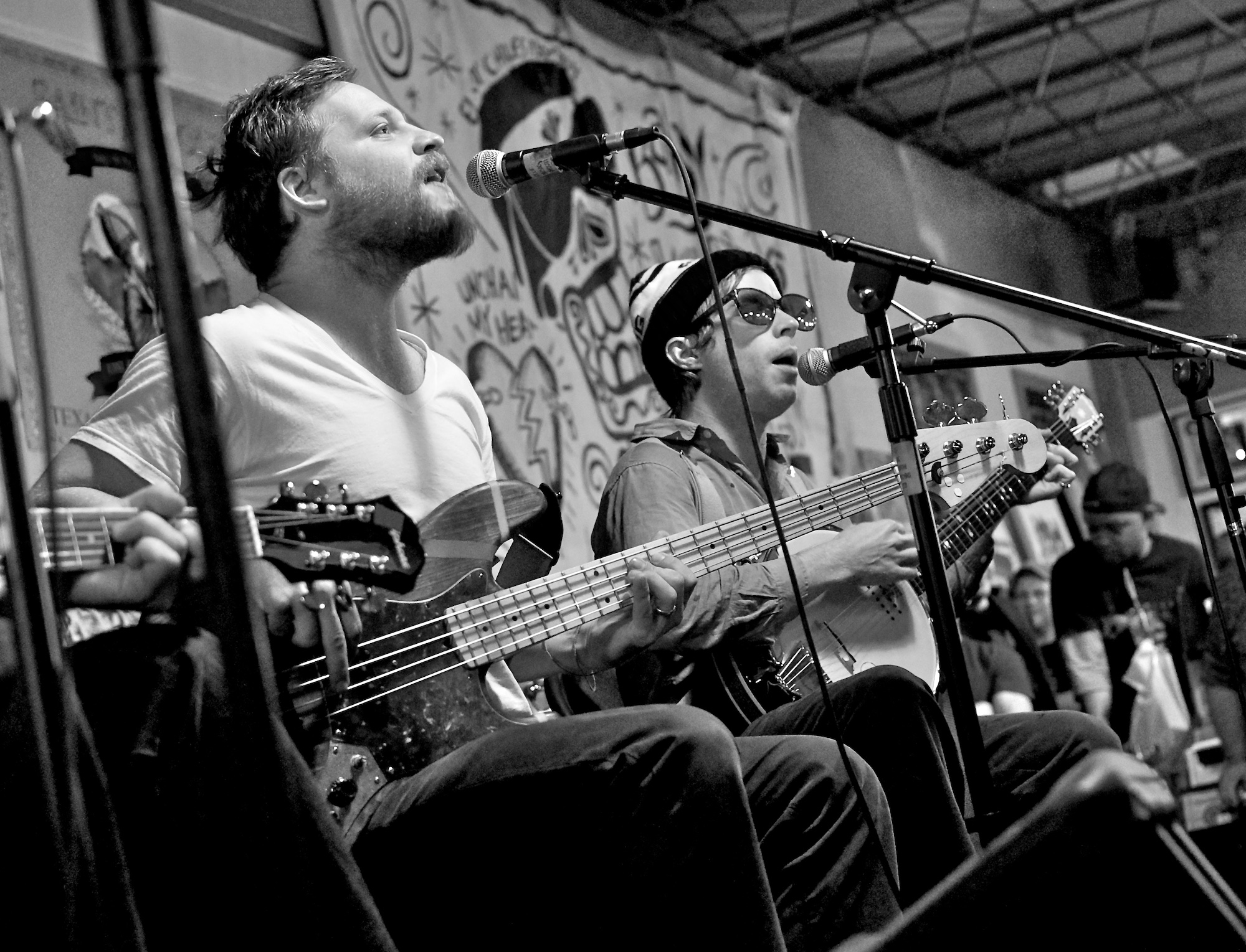 Dr. Dog performs at Cactus Music. November 13, 2010