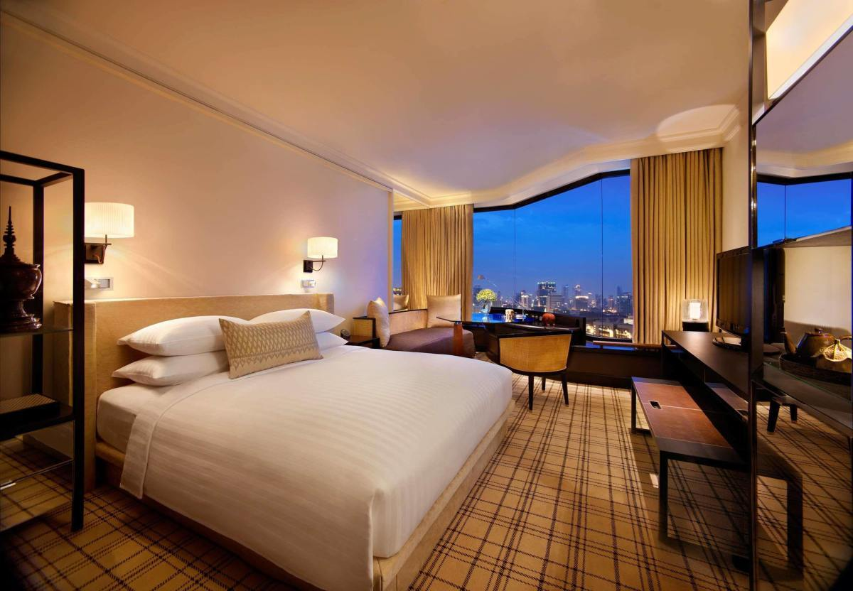 Hotel Room Fit Out Package Management