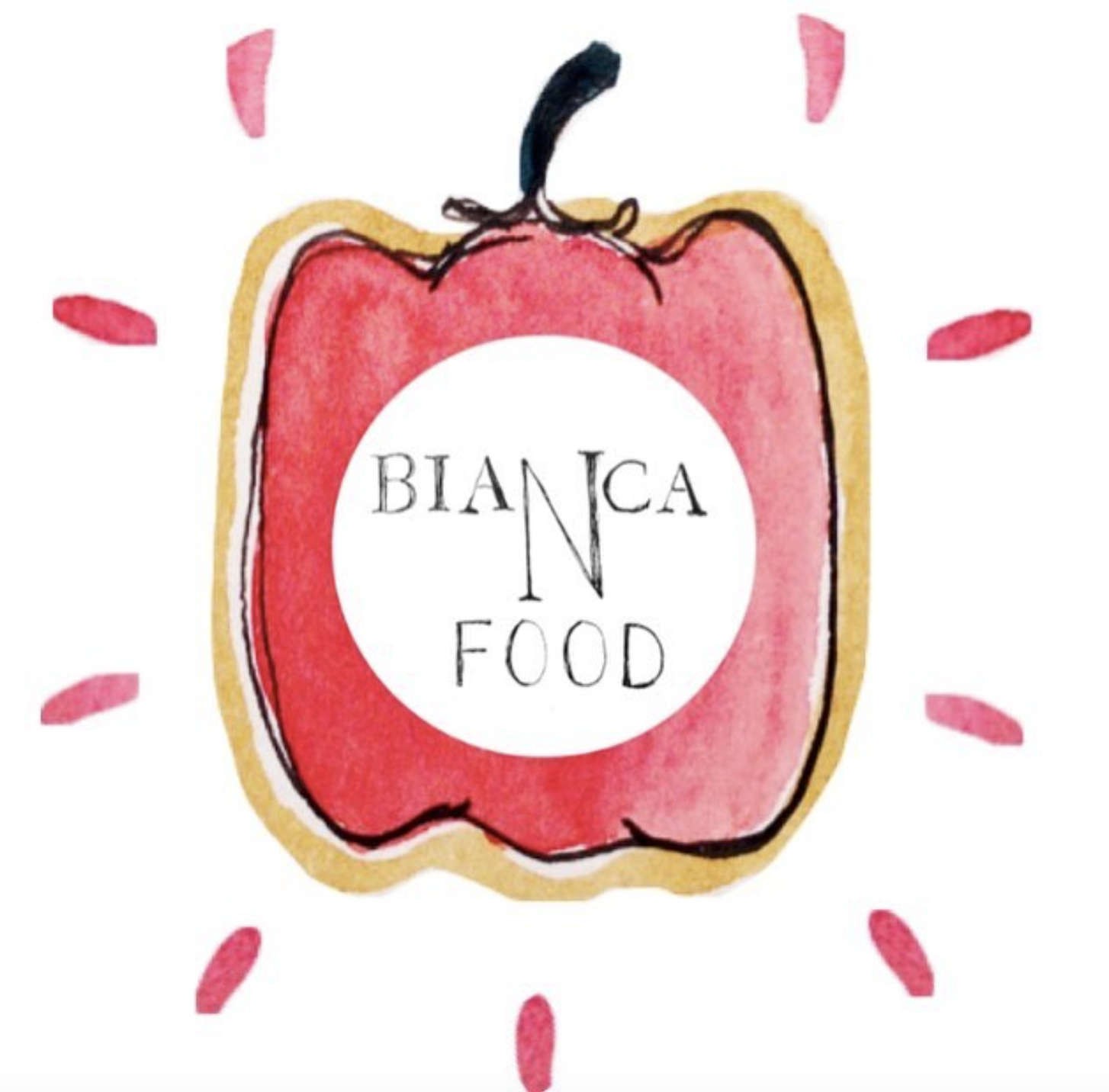 BIANca n food - Logo