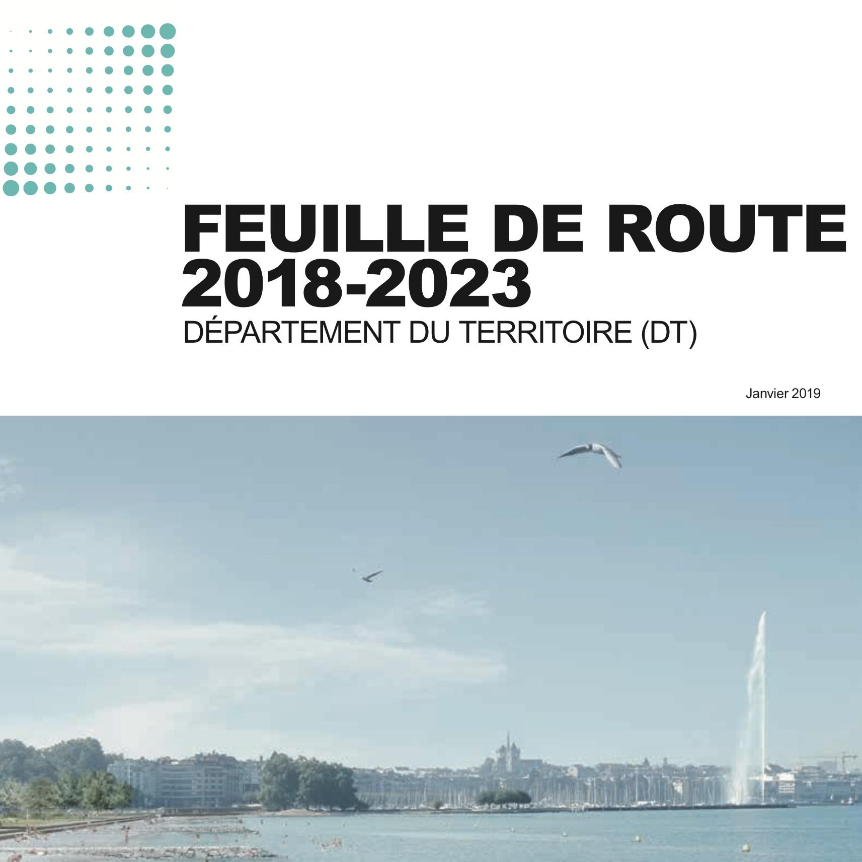Feuille de route 2018-2023