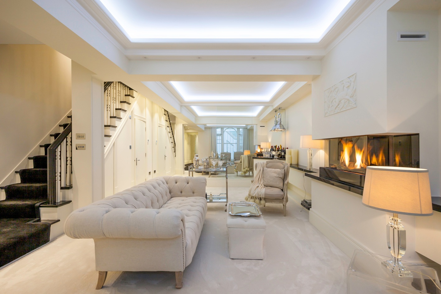 Read the story from our clients - Basement Conversion