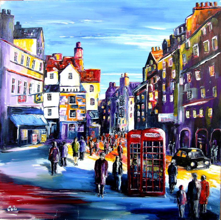 Colm O'Brien Art