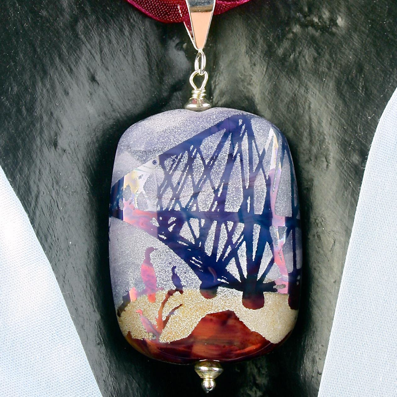 Barony Wood/Masque Beads