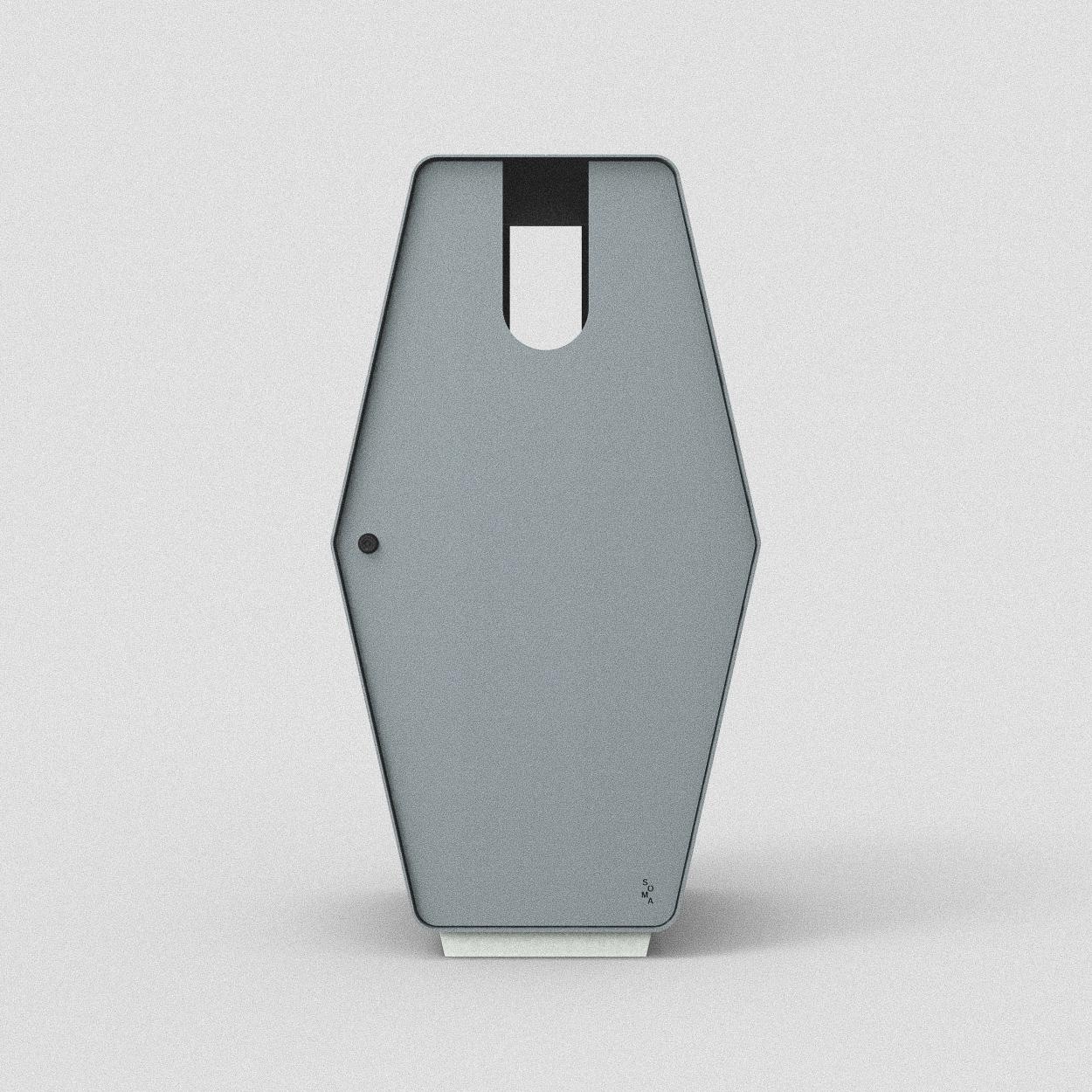 Inkast: Papper / Standardfärg: Granit
