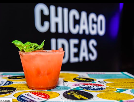 CHICAGO IDEAS WEEK - Innovation waits for nobody.