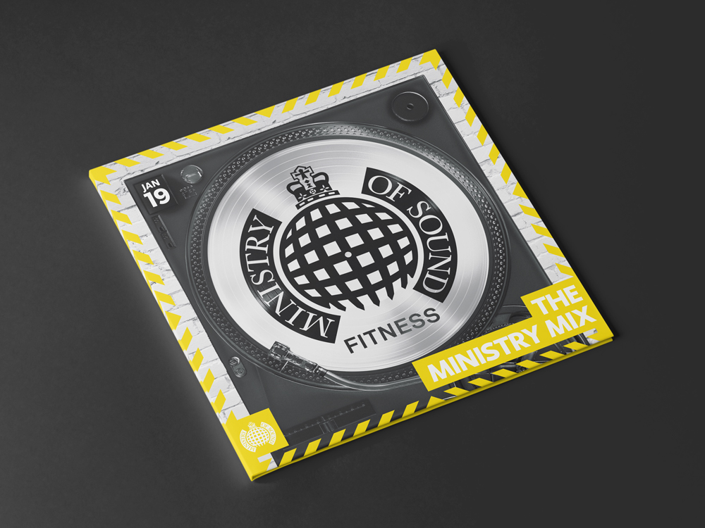Ministry of Sound<strong>Graphic Design</strong>