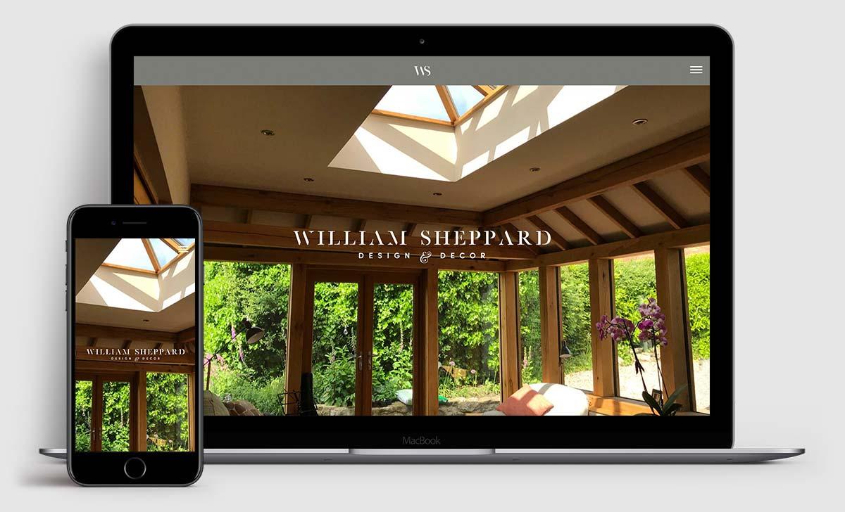 www.williamsheppard.co.uk - portfolio