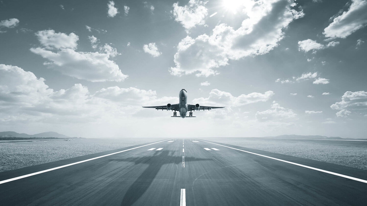 The business concept: develop and streamline air traffic management.