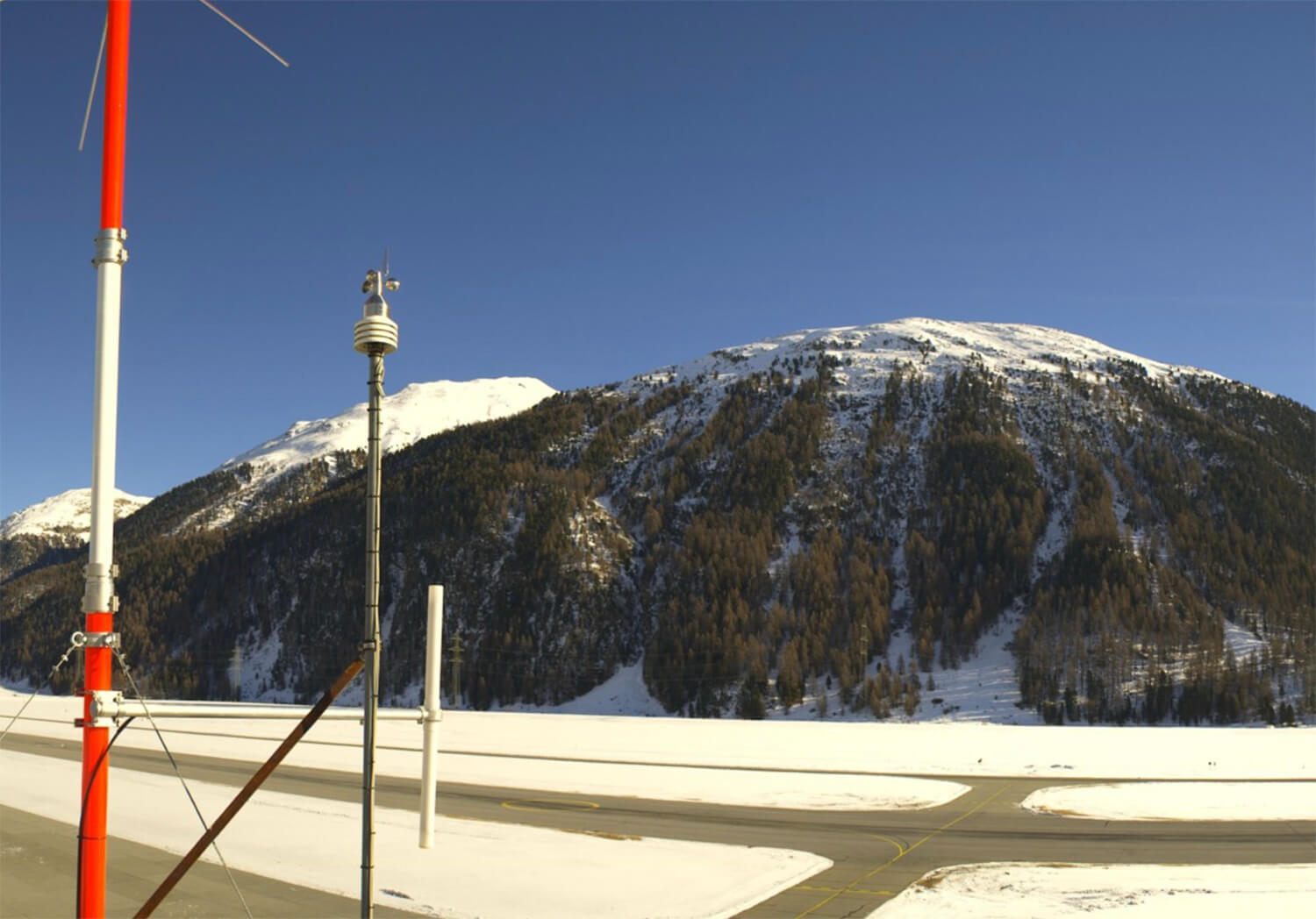 - Engadin video roundshot. Click to view!