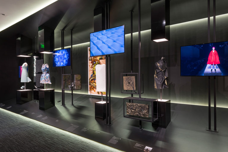"""#techstyle"" exhibition at The Museum of Fine Art, Boston, 2016"