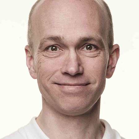 Jørn Baltzersen - Developer