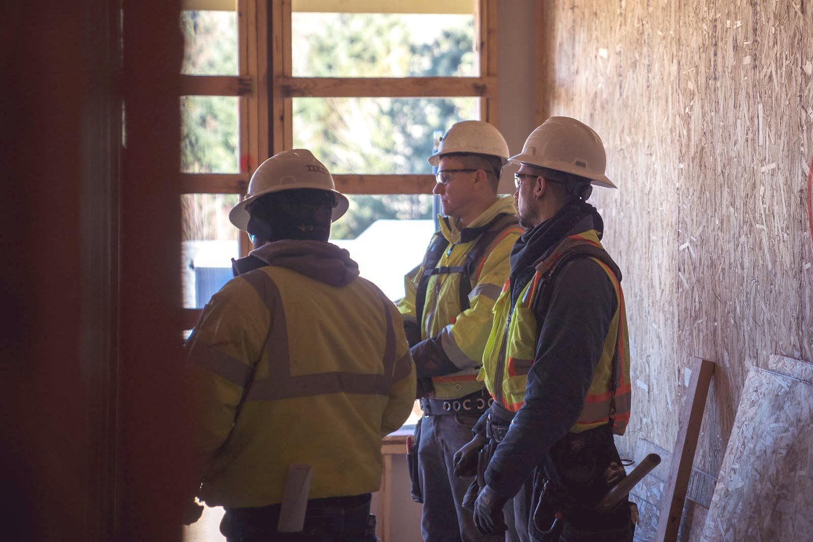 Communication   Throughout the project, Tekton maintains open communication with the General Contractor and other stakeholders to ensure we are able to respond quickly to changes and challenges as they arise.