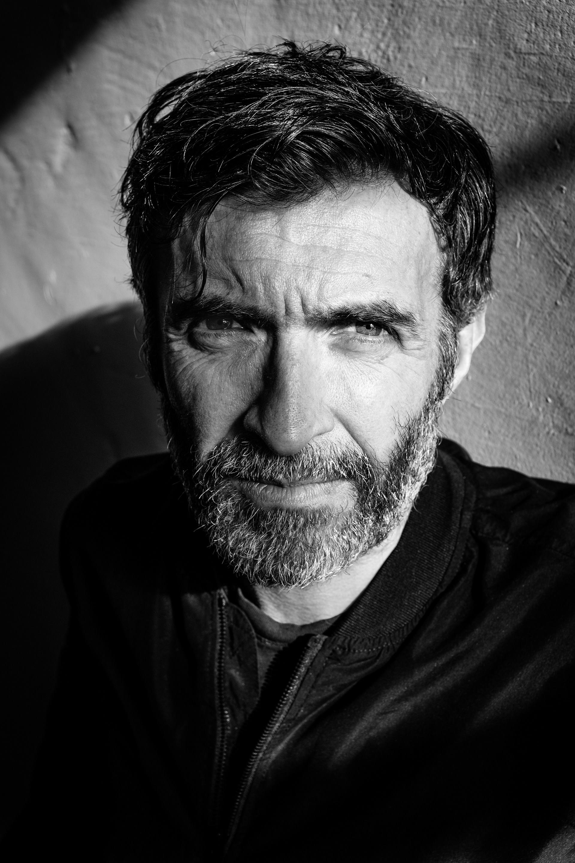 Mark O'Halloran, screenwriter.