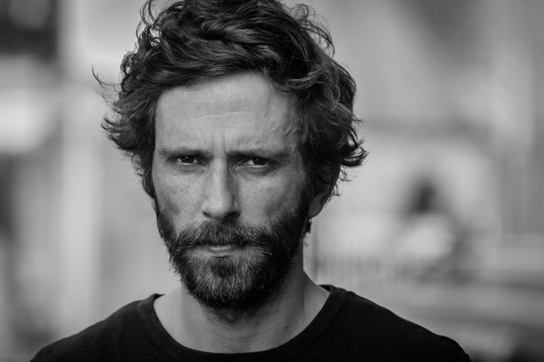 Tadhg O'Sullivan, filmmaker.