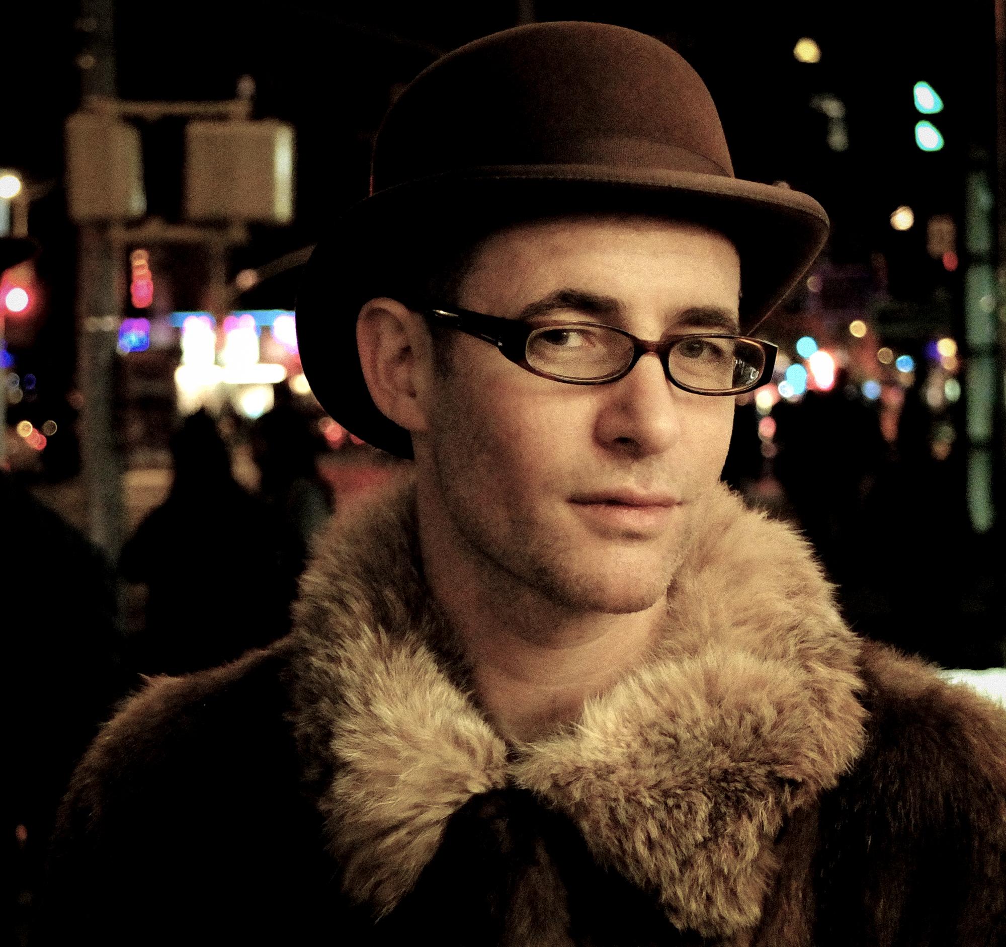 Quentin Fottrell, journalist.