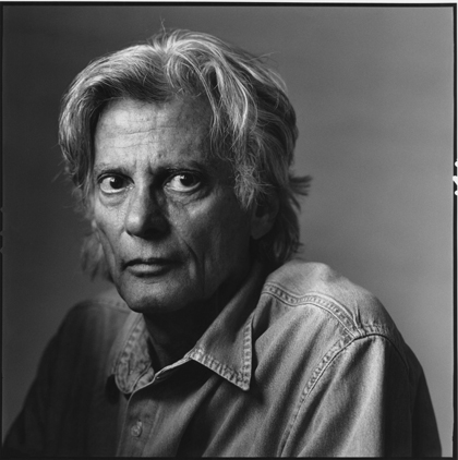 Richard Avedon photographed by Irving Penn on August 23, 1993