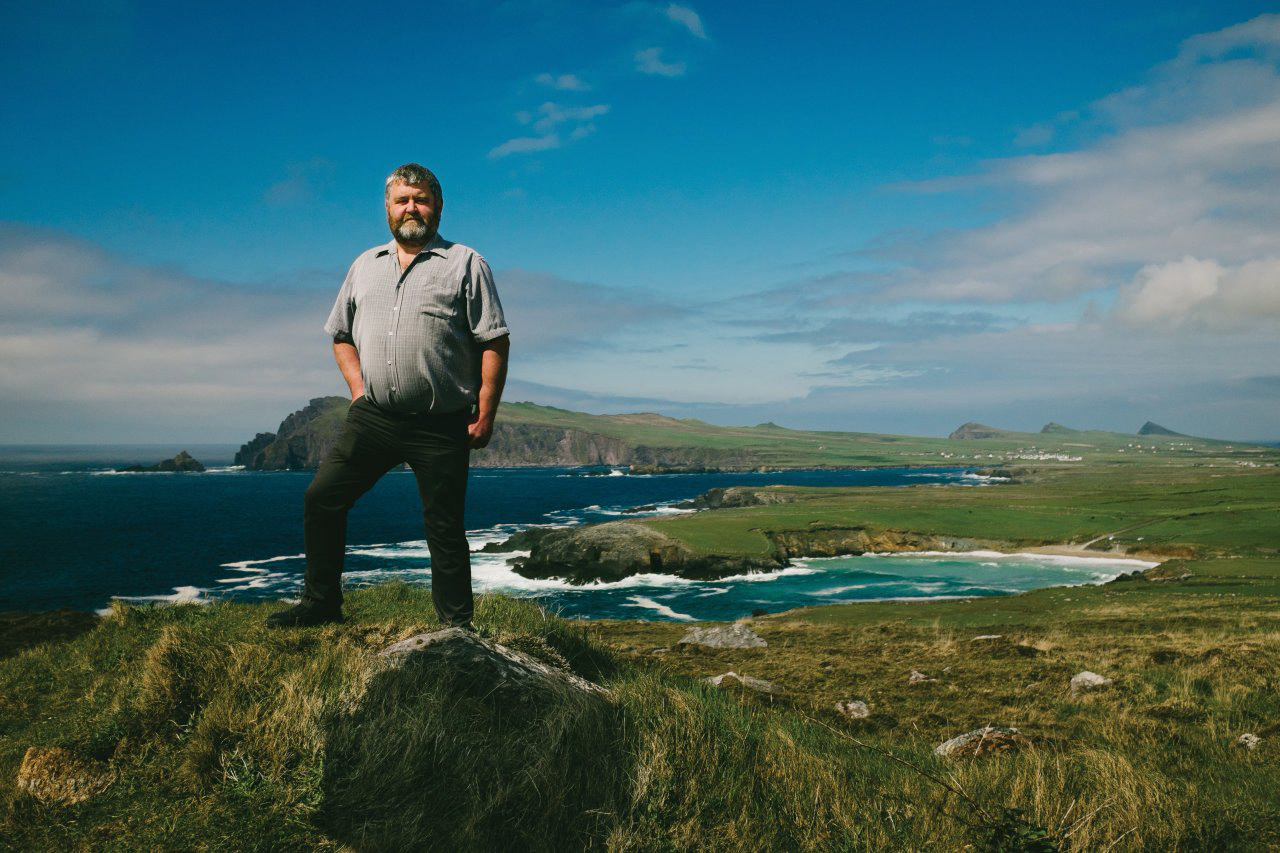 Tom Kennedy, photographed in Dingle for the So Far book. More pictures  here .