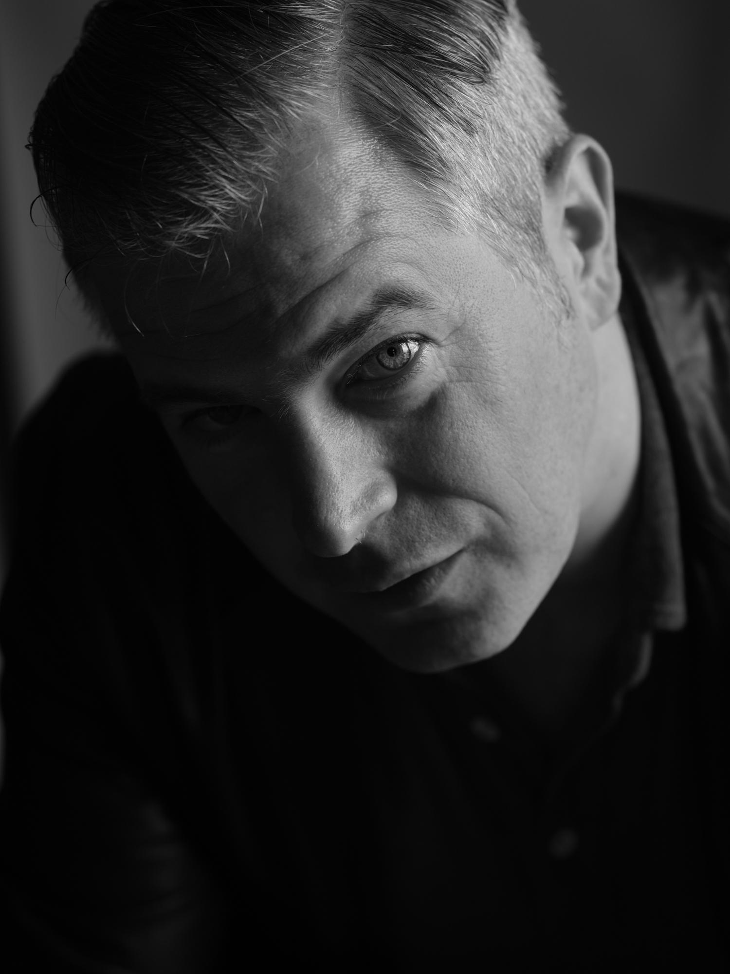 Macdara Smith , artist and musician.