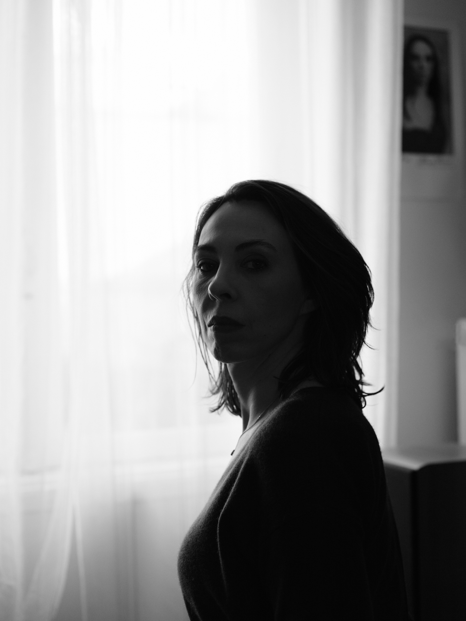 Marina de Van, film director.