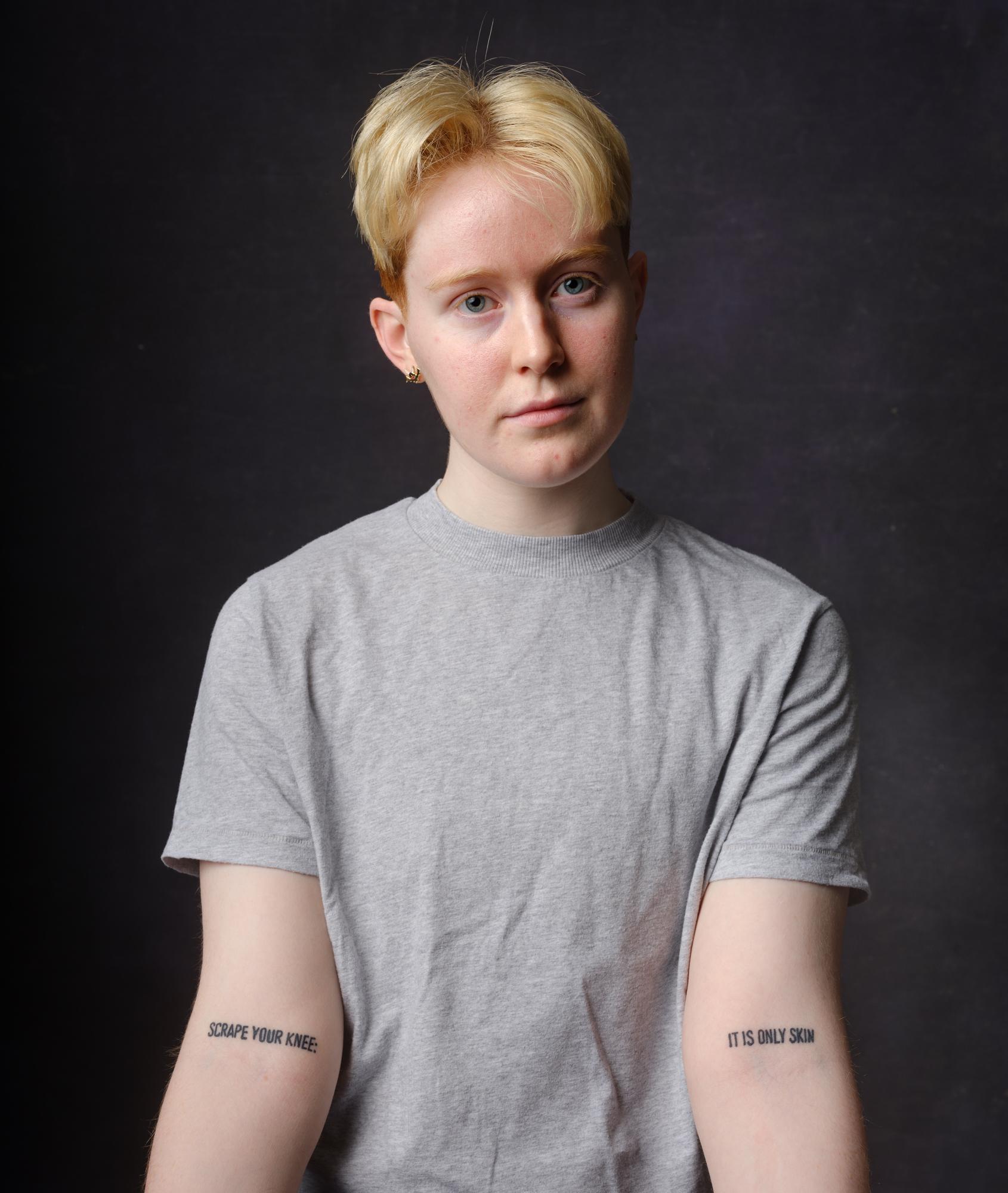 Trans Rights activist Eidin Moyne