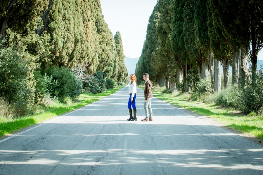 bolgheri :: tuscany  engagement