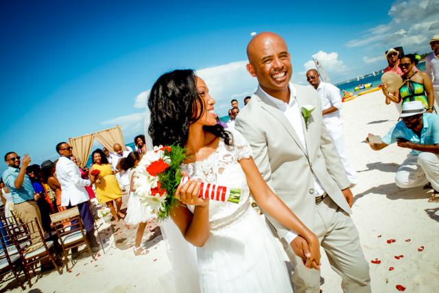 danayet & fitsum :: santo domingo  wedding