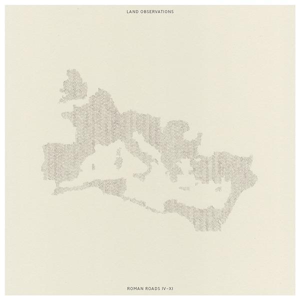 Land Observations, Roman Roads IV - XI