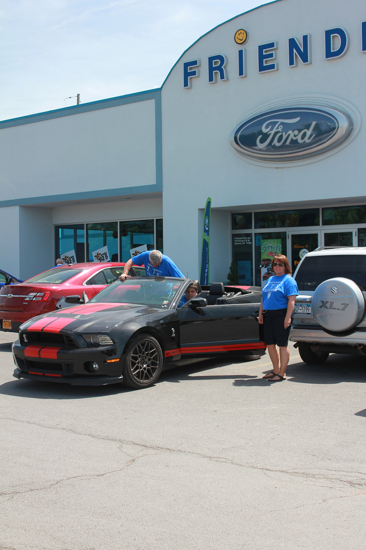 Ride, Drive and Thrive - Friendly Ford is hosting our 4th annual Ford Drive 4 UR Community test drive fundraiser. This year Friendly Ford and Geneva Harley Davidson will have simultaneous fun events going on and anyone that comes to either business will be able to partake in all of the activities.Event Information